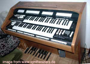 Dr.B�hm Orgel Dr.Boehm Top Sound DS synthesizer