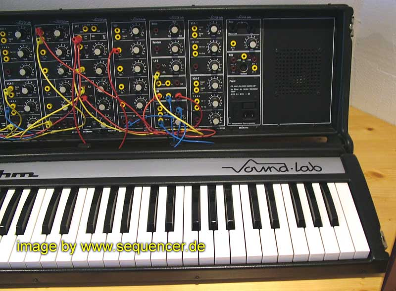 Boehm Soundlab synthesizer