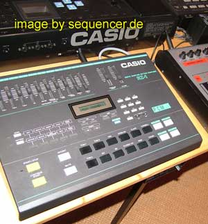 casio rz1 drum machine