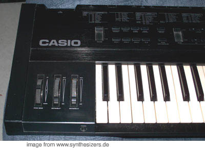 casio VZ1 synthesizer
