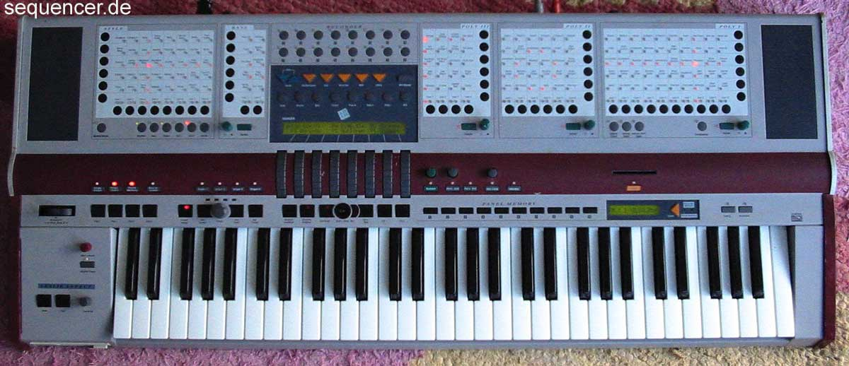 Hohner ADAM synthesizer