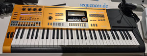 Casio XW-P1 Sondermodell Casio XW-P1 Sondermodell synthesizer