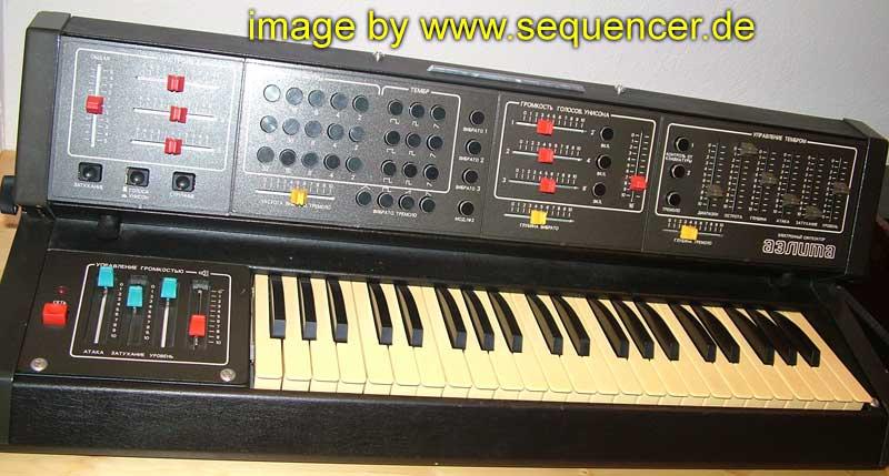 Murom Aelita synthesizer