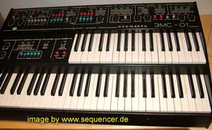Formanta EMS01 synthesizer