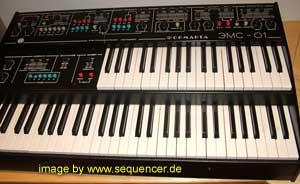 Formanta EMS01 synthesizer