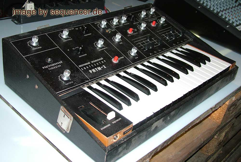 ritm2 synthesizer