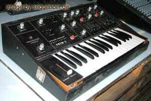 Kirovski Ritm2 synthesizer