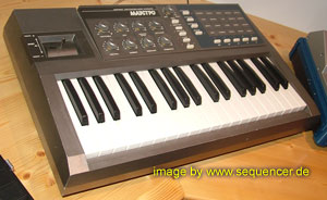 maestro synthesizer
