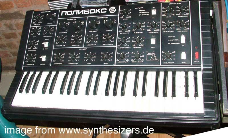 polyvoks synthesizer