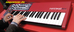 Nord Lead 2x Nord Lead 2x synthesizer
