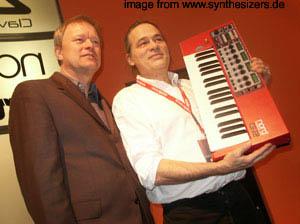 Clavia NordModularG2 g2x G2engine synthesizer