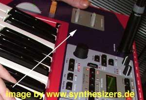 Clavia G2X Clavia G2X synthesizer