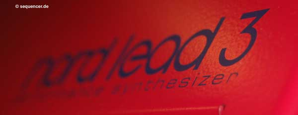 Clavia Nord Lead 3 Clavia Nord Lead 3 synthesizer