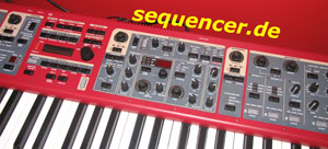 Nord Stage 2 Synth Nord Stage 2 Synth synthesizer