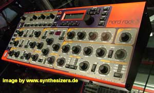 Clavia Nord Rack 3 Clavia Nord Rack 3 synthesizer