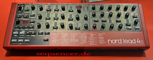 Nord Rack 4R Nord Rack 4R synthesizer