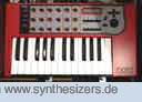 clavia nord modular synthesizer