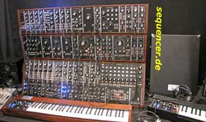 COTK Modular System 55 COTK Modular System 55 synthesizer