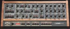 Creamware Pro12, ASB synthesizer