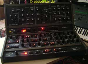 Creamware System1200, ASB synthesizer