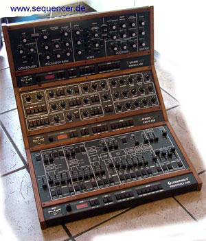 Klangamt Custom Creamware System Klangamt Custom Creamware System synthesizer