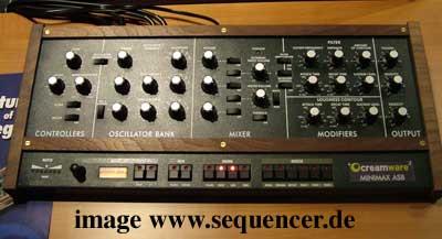 Creamware Minimax, ASB synthesizer