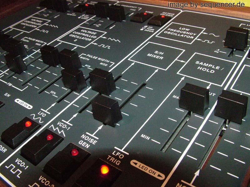 CW Prodyssey Prodyssey synthesizer