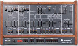 Creamware Prodyssey, ASB synthesizer