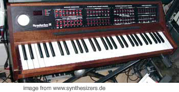 NED Synclavier synthesizer
