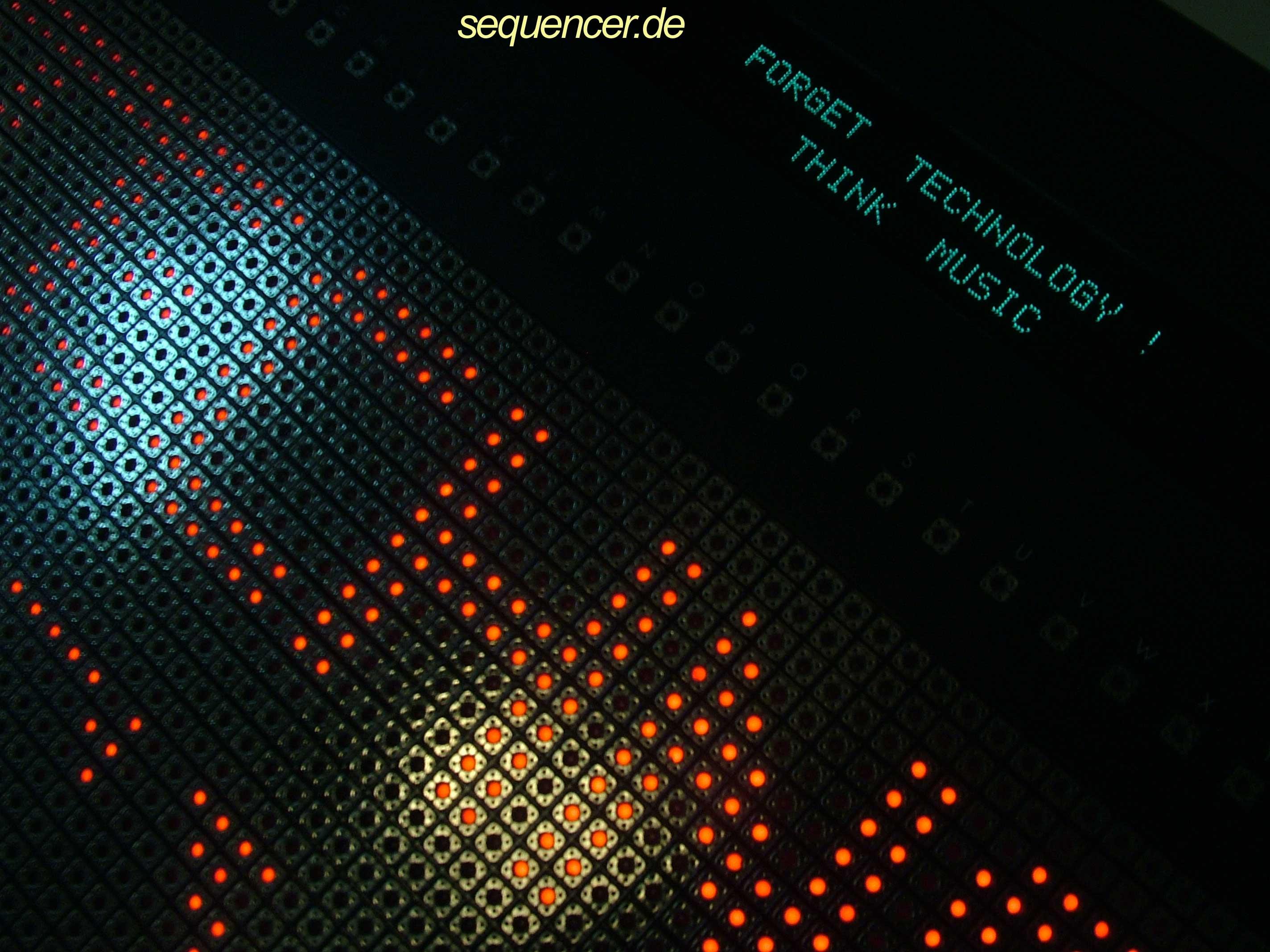 Technos Acxel System Technos Acxel System synthesizer