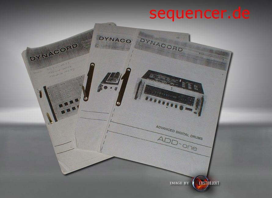 Dynacord Add One Dynacord Add One synthesizer