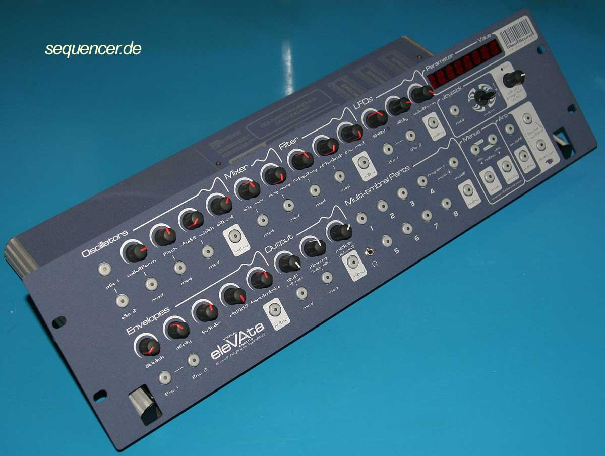 Red Sound Elevata synthesizer