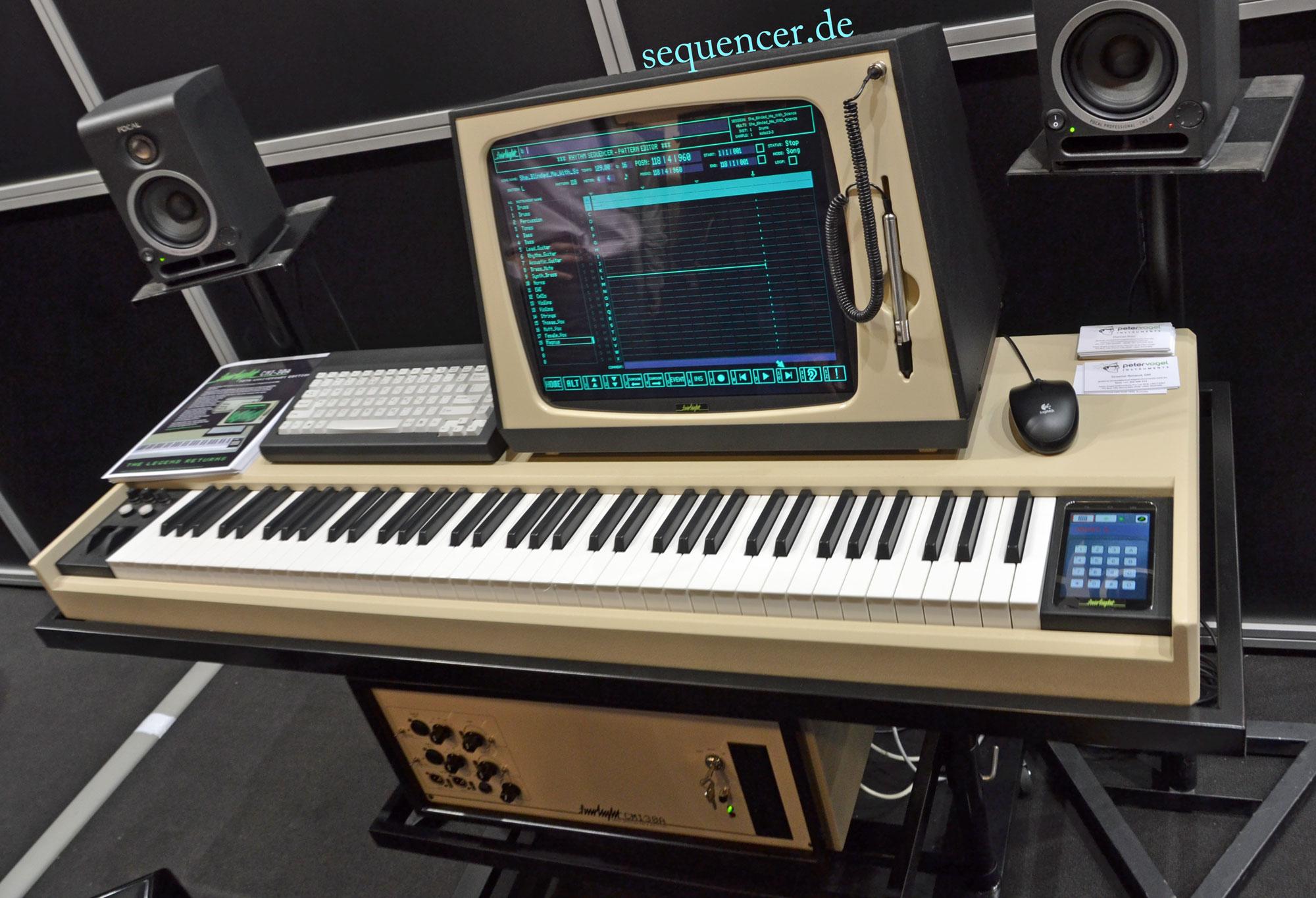 Fairlight Fairlight CMI30AX synthesizer