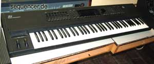 General Music S3 synthesizer