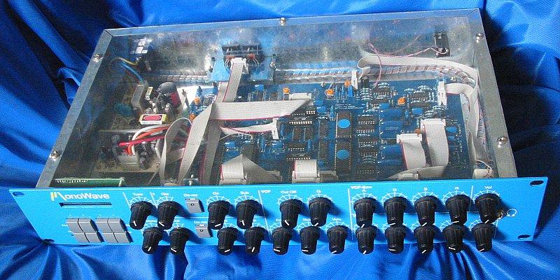 Modulus Monowave Modulus Monowave synthesizer