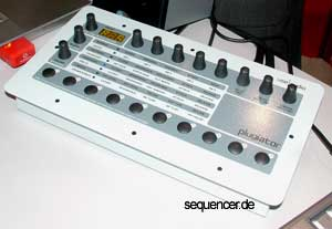 Use Audio Plugiator synthesizer