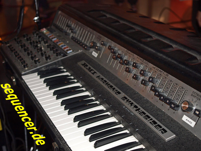 RMI Harmonic Synthesizer RMI Harmonic Synthesizer synthesizer