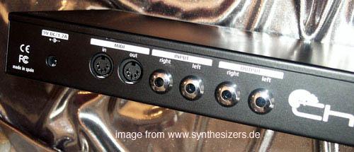 Chameleon Chameleon synthesizer