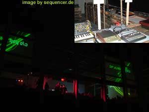 synthesizerpark @ panoramahaus