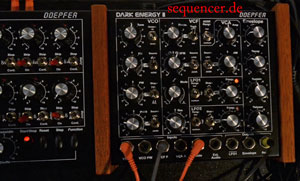 Doepfer DarkEnergy2 synthesizer