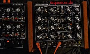 Doepfer DarkEnergy2 synthesizer