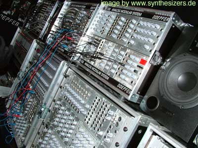 Doepfer A100, Modular synthesizer