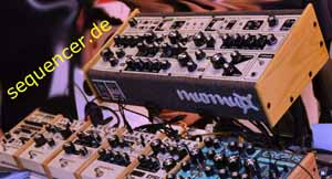 Dreadbox MurmuxSemimodular synthesizer