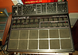 Star Instruments Synare2 synthesizer