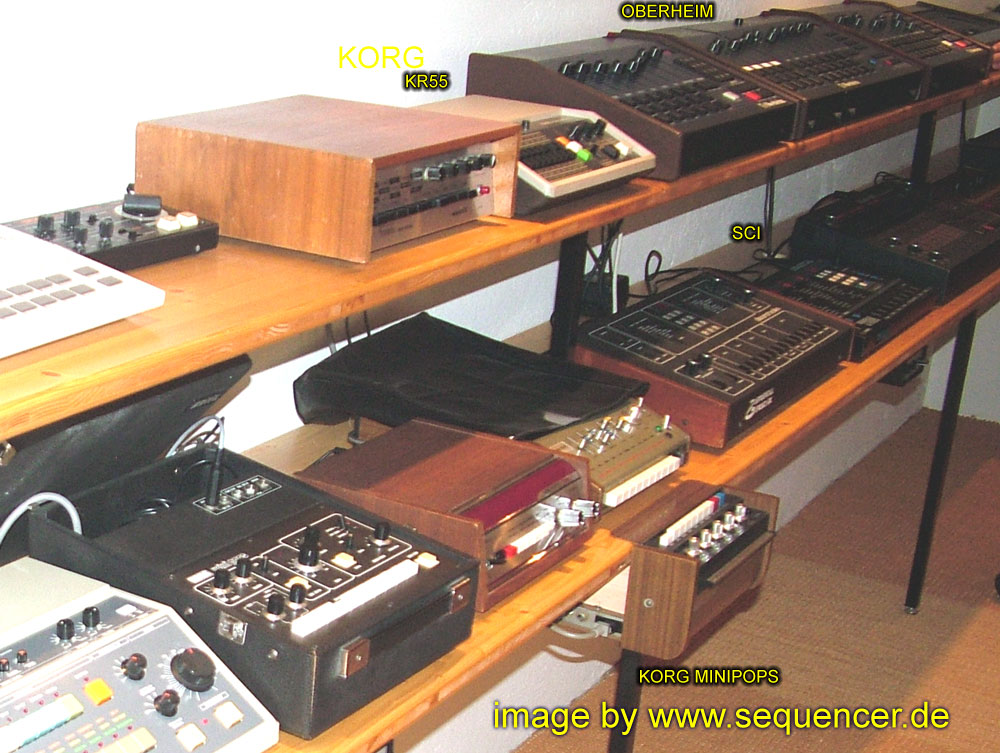 Minipops 120 korg minipops synthesizer