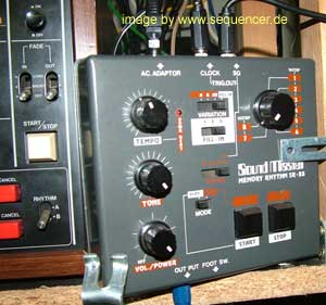 Sound Master SR88 synthesizer