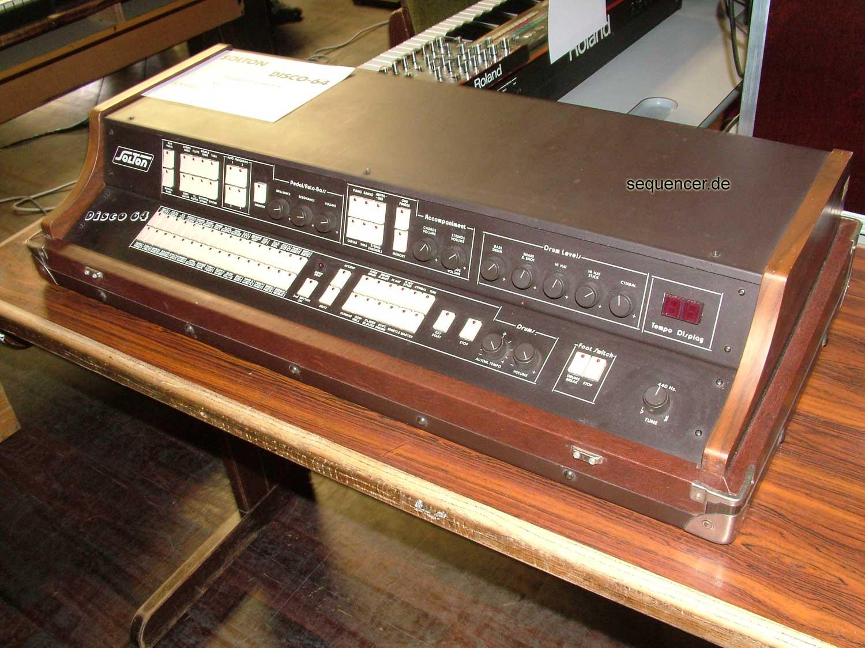 Solton Disco 64 synthesizer