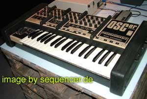 OSC OSCar synthesizer