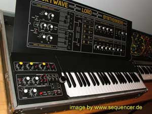 Lord Skywave synthesizer