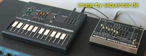Electro Harmonix Minisynthesizer , Microsynthesizer synthesizer